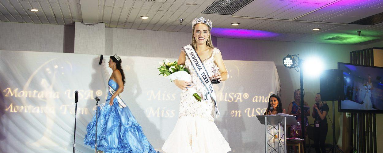 2021 Miss Montana Teen USA Crowning Moment!